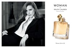 Actress Jessica Chastain's star only continues to rise with her new role as the face of Ralph Lauren's new fragrance. Called 'Woman', the scent is described as embodying sensuality, power, strength and grace. And indeed, Jessica channels all those words in a black and white image captured by Steven Meisel. The redhead poses in a...[Read More]