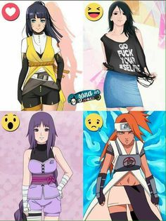 The grown-ups of The New Generation ♥♥♥ Himawari, Sarada, Sumire, Cho-Cho ♥