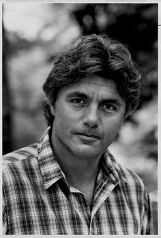 """The World According to Garp"" - John Irving, Novelist and Academy Award-winning screenwriter, ""The Cider House Rules"""