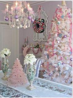 【女の子のためのピンククリスマス♡】かわいいクリスマス画像まとめ♡|MERY [メリー]
