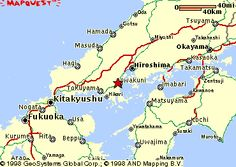 An Easy To Use Map Of Kikko Park In Iwakuni Japan Includes The - Japan map easy