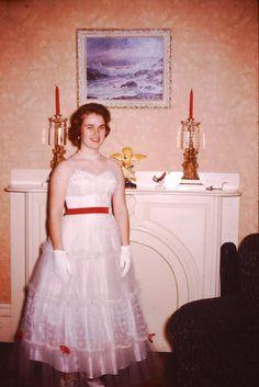 Strapless Dress Formal, Formal Dresses, Wedding Dresses, Vintage Prom, Prom Pictures, Vintage Couture, Popsugar, 1960s, Photo Galleries