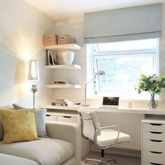 London apartment for LLI Design - Home Office <3