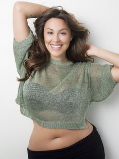 Beautiful. Big curvy plus size women are beautiful! Curves real women accept your body.