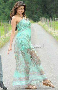 Gorgeous,sexy n beautiful Kajal Aggarwal very hot in different sexy dresses