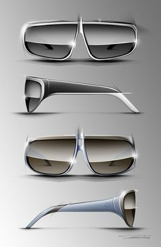 35be5f5c95 Sunglasses concept sketches Design Art