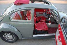 VW Delicious interior
