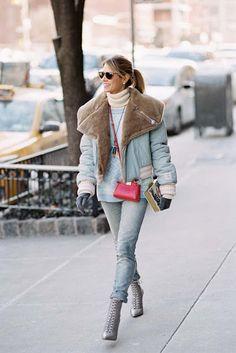 blogmixes: New York Fashion Week AW 2015....Helena - http://v...