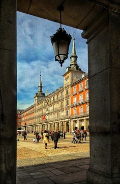 Caminando por Madrid: La Plaza Mayor