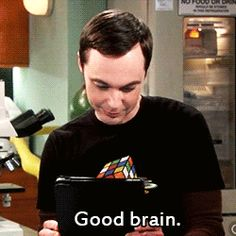 You're the smartest person you know. | 22 Indications You Are The Sheldon Cooper Of Your FriendGroup