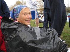 Joy Johnson, New York City Marathon's oldest female competitor, dies the next day | GrindTV.com