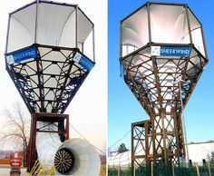 SheerWind's INVELOX Wind Turbine Can Generate 600% More Energy Than Conventional Turbines | Inhabitat - Sustainable Design Innovation, Eco Architecture, Green Building