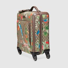 60204b0aeda Gucci - Gucci Tian GG Supreme carry-on
