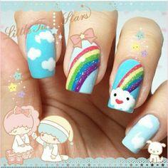 楽しい週末に向けて、かわいいネイルでおしゃれしよう♡  みんなの自慢のネイルもKawaii★Camでシェアしてね♡    It's time to get your nails done for the weekend!  Take a picture of your nails and share it with your friends on Kawaii★Cam♡   Photo taken by Tany Kitty on Kawaii★Cam    Join Kawaii★Cam now :)   For iOS:   https://itunes.apple.com/jp/app/kawaii-xie-zhen-jia-gonghakawaiikamu*./id529446620?mt=8    For Android :   https://play.google.com/store/apps/details?id=jp.co.aitia.whatifcamera    Follow me on Twitter :)…