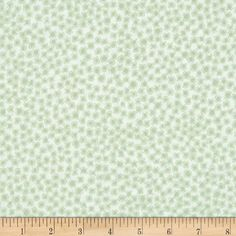 Amethyst Dots Light Mint from @fabricdotcom  Designed by Barb Tourtillotte for Clothworks, this cotton print is perfect for quilting, apparel and home decor accents. Colors include shades of green.