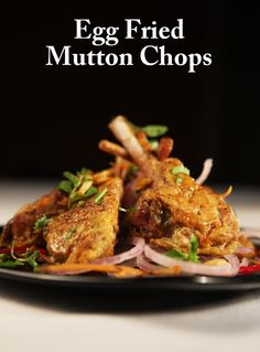 The Parsis do it and the Dawoodi Bohras do it. And they did it well before Kentucky fried chicken crowed one early morning in the 30s. Frying meat coated with egg batter is a tradition that is revered and relished.   #Food #Book #Recipe