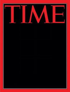 Blank Time Magazine Covers 2015