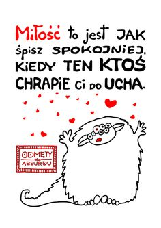 Cute Monsters, He Loves Me, Hilarious, Funny, Good Mood, Just Love, Infographic, Poetry, Self