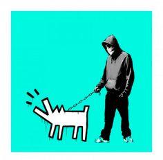 Banksy  Choose Your Weapon  info@guyhepner.com http://www.guyhepner.com   #banksy #cyw