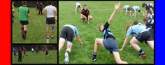 Portadown College and Lurgan College Senior Rugby Pre-season Training ~ FEATURE + Action SHOTSSSSSSSSSSSSS live on www.intouchrugby.com