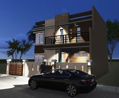 Modern 15 - House Designer and Builder Construction Contract, 2 Storey House, Ground Floor Plan, House Architecture, Little Houses, Lofts, Minimalist Home, Second Floor, Living Area