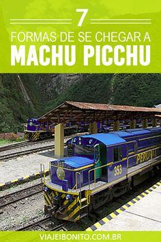 Como chegar a Machu Picchu de trem, pela hidrelétrica, trilha Salkantay, trilha inca, trilha Choquequirao de bicicleta e margeando a trilha férrea