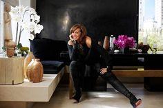 Donna Karan home interiors   Donna Karan: Born Into Fashion - WSJ