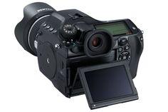 Pentax 645Z - aparat średnioformatowy z funkcją wideo