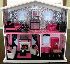 How to build a dollhouse from scratch design ideas with lot darker publicscrutiny Choice Image