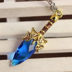 Dota 2 Necklace Aghanim's Scepter Necklace                                                                                                                                                                                 Más