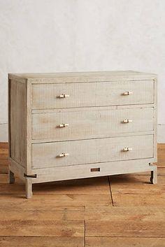 Tanah Three-Drawer Dresser