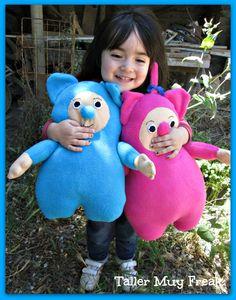 """Blog que muestra lasg creaciones hechas a mano de """" Taller Muy Freak """", muñecas, bolsos, tejidos en crochet."""