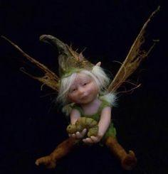*SHAYLA ~ by: Amy Lynn, Ooak Fairy Sculptures