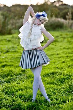 Miss Francesca Couture » Wonderland Collection