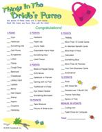 Girls night out bachelorette games printable games atoz funny and