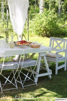 piha,puutarha,Tee itse / DIY,pöytä,ruokapöytä,pihakalusteet