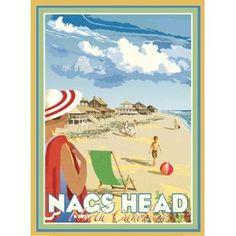 My childhood vacation spot: Nags Head, NC