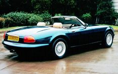 Sports car projects : MG DR2/PR5