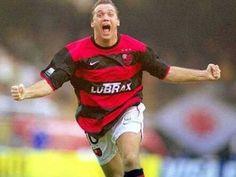Gol de Falta do Petkovic em 2001. Final do Carioca. Fla x Vasco. #Incrivel #PraHistoria #EhOPet
