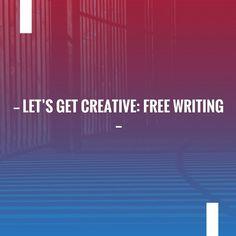 Let's Get Creative: Free Writing https://susantaylorbrand.wordpress.com/2018/02/18/lets-get-creative-free-writing/?utm_campaign=crowdfire&utm_content=crowdfire&utm_medium=social&utm_source=pinterest