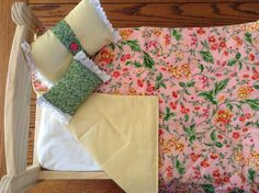 A personal favorite from my Etsy shop https://www.etsy.com/listing/207417201/pink-and-yellow-flowers-blanket-quilt