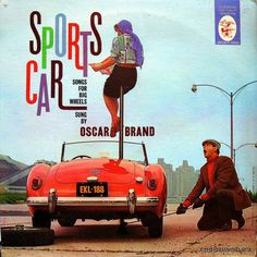 sports car - His fantasy, her nightmare.