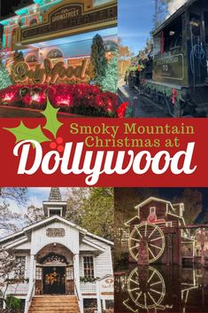 Smoky Mountain Christmas at Dollywood - Where to Now, Jenny?
