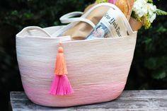 Τσάντα από σχοινί