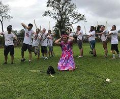 Archery Bachelor Party