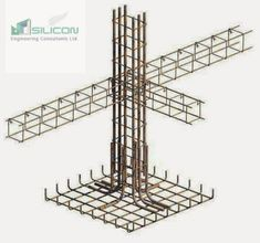 Column and plinth beam .Silicon Engineering Consultants Auckland provide Shop Drawing Services for Structural Steel Design Detailing Work, Rebar Concrete Pit Foundation Detailing Service with Bar Bending and Precast Wall Panel Detailers. Building Systems, Building Structure, Building Design, Civil Engineering Design, Civil Engineering Construction, Building Foundation, House Foundation, Framing Construction, Construction Design