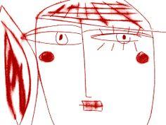 "Philippe Lareau-Vaillancourt ""Femme au chignon rouge"" http://philippelareauvaillancourt.blogspot.ca/"