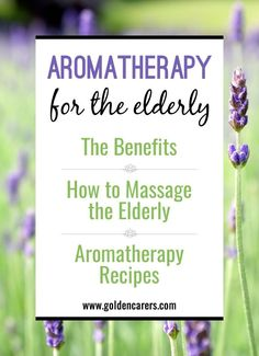 The use of essential oils is a wonderful way to provide comfort and enhance the general health of the elderly in long term care. Learn about the benefits of aromatherapy for seniors including those with dementia. Nursing Home Activities, Dementia Activities, Senior Activities, Elderly Activities, Craft Activities, Physical Activities, Spring Activities, Therapy Activities, Outdoor Activities