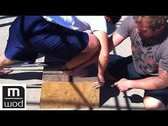 Episode 313: Improving Ankle Range, Super Friend Addition   MobilityWOD