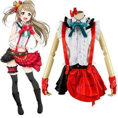 FOCUS-COSTUME Love Live! Minami Kotori Dress cosplay Costume -- To view further for this item, visit the image link.